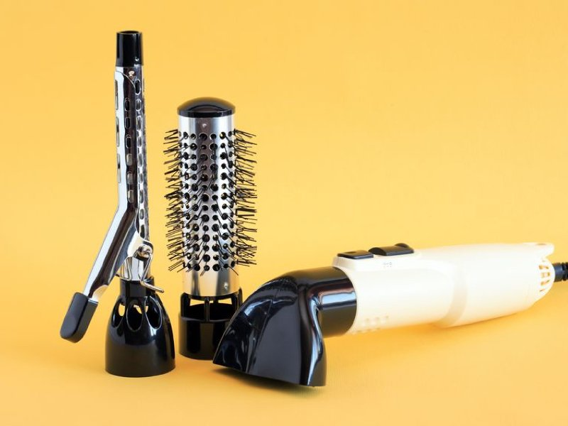 Jonsson Protein hair styling tools and equipment