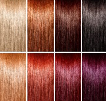 Jonsson Protein hair color tone chart
