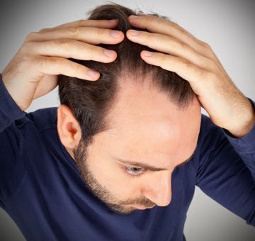 Jonsson Protein signs of hair loss for men and women